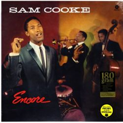 COOKE, SAM - ENCORE (1 LP) - WAX TIME EDITION - 180 GRAM PRESSING