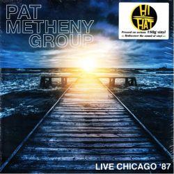 METHENY, PAT GROUP - LIVE CHICAGO '87 (1 LP) - 180 GRAM PRESSING