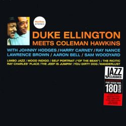 ELLINGTON, DUKE - MEETS COLEMAN HAWKINS (1 LP) - 180 GRAM PRESSING