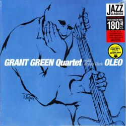 GREEN, GRANT QUARTET - OLEO  (1 LP) - 180 GRAM PRESSING