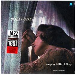 HOLIDAY, BILLIE - SOLITUDE (1 LP) - 180 GRAM PRESSING