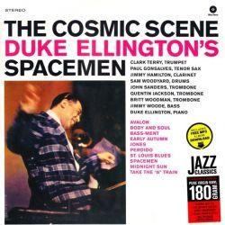 ELLINGTON, DUKE - DUKE ELLINGTON'S SPACEMEN - THE COSMIC SCENE (1 LP) - 180 GRAM PRESSING