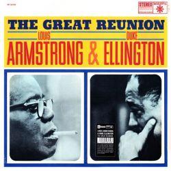 ELLINGTON, DUKE & ARMSTRONG, LOUIS - THE GREAT REUNION (1 LP) - 180 GRAM PRESSING