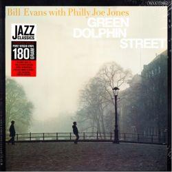 EVANS, BILL - GREEN DOLPHIN STREET (1 LP) - WAX TIME EDITION - 180 GRAM PRESSING