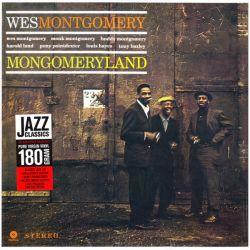 MONTGOMERY, WES - MONTGOMERYLAND (1 LP) - WAX TIME EDITION - 180 GRAM PRESSING