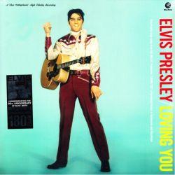 PRESLEY, ELVIS - LOVING YOU  (1 LP) - WAX TIME EDITION - 180 GRAM PRESSING