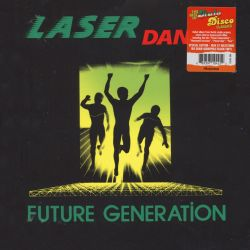LASER DANCE - FUTURE GENERATION (1 LP) - 180 GRAM PRESSING