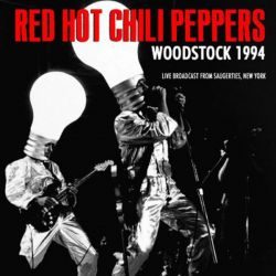 RED HOT CHILI PEPPERS - WOODSTOCK 1994 (2 LP)