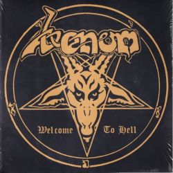 VENOM - WELCOME TO HELL (2 LP)