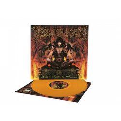 CRADLE OF FILTH - BITTER SUITES TO SUCCUBI (1 LP) - ORANGE VINYL - 180 GRAM PRESSING
