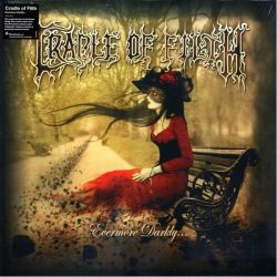CRADLE OF FILTH - EVERMORE DARKLY... (1 LP) - 180 GRAM PRESSING