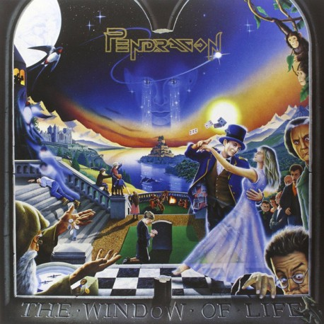 Pendragon The Window Of Life 2 Lp Najlepszamuzyka Pl