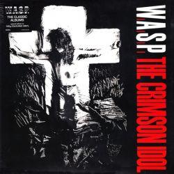 W.A.S.P. ( WASP) - THE CRIMSON IDOL (1 LP) - RED VINYL - 180 GRAM PRESSING