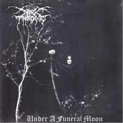 DARKTHRONE - UNDER A FUNERAL MOON (1 LP)