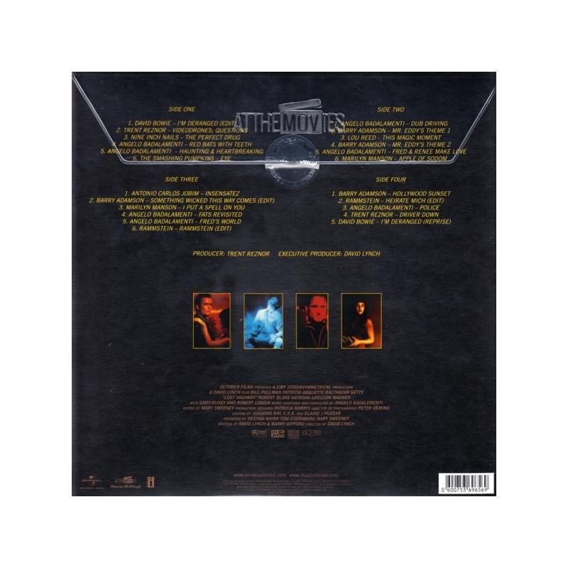 LOST HIGHWAY [ZAGUBIONA AUTOSTRADA] - ANGELO BADALAMENTI, TRENT ...