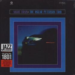 PETERSON, OSCAR - NIGHT TRAIN (1 LP) - WAX TIME EDITION - 180 GRAM PRESSING
