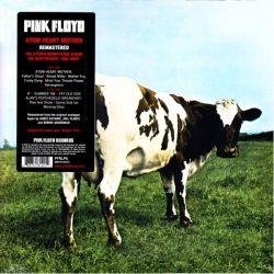 PINK FLOYD - ATOM HEART MOTHER (1 LP) - 2016 REMASTERED EDITION - 180 GRAM PRESSING - WYDANIE AMERYKAŃSKIE