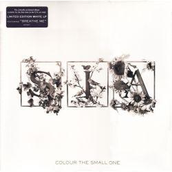 SIA - COLOUR THE SMALL ONE (1 LP) - WHITE VINYL EDITION - 180 GRAM PRESSING - WYDANIE AMERYKAŃSKIE