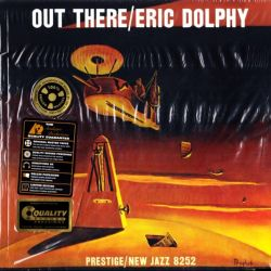 DOLPHY, ERIC - OUT THERE (1 LP) - 200 GRAM PRESSING - ANALOGUE PRODUCTIONS - WYDANIE AMERYKAŃSKIE