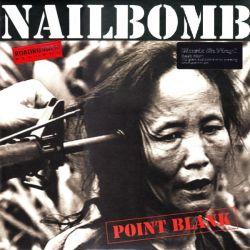 NAILBOMB - POINT BLANK (1 LP) - MOV EDITION - 180 GRAM VINYL PRESSING