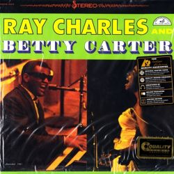 CHARLES, RAY AND BETTY CARTER (1 LP) - 200 GRAM PRESSING - ANALOGUE PRODACTIONS - WYDANIE AMERYKAŃSKIE