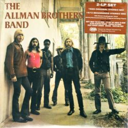 ALLMAN BROTHERS BAND, THE - THE ALLMAN BROTHERS BAND (2 LP) - 180 GRAM PRESSING - WYDANIE AMERYKAŃSKIE