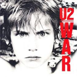 U2 - WAR (1 LP)