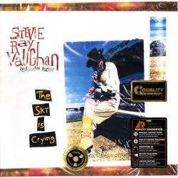 VAUGHAN, STEVIE RAY - THE SKY IS CRYING (1LP) - MOV EDITION - 180 GRAM PRESSING