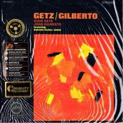 GETZ, STAN & GILBERTO, JOAO - GETZ/GILBERTO + 50 (1SHM-CD) - WYDANIE JAPOŃSKIE