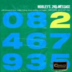 MOBLEY, HANK QUINTET - MOBLEY'S 2ND MESSAGE (1 LP) - 200 GRAM PRESSING - WYDANIE AMERYKAŃSKIE