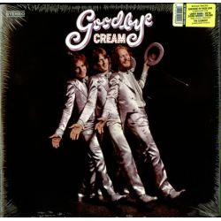 CREAM - GOODBYE (1LP) - 180 GRAM PRESSING