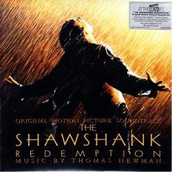 THE SHAWSHANK REDEMPTION [SKAZANI NA SHAWSHANK] - THOMAS NEWMAN (2 LP) - LIMITED MOV EDITION - 180 GRAM GREEN VINYL PRESSING