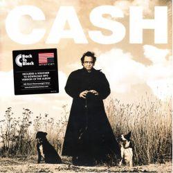 CASH, JOHNNY - AMERICAN I: AMERICAN RECORDINGS (1LP) - 180 GRAM PRESSING - WYDANIE AMERYKAŃSKIE