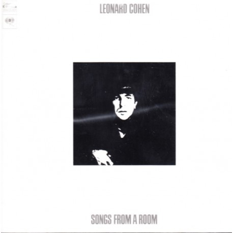 COHEN, LEONARD - SONGS FROM A ROOM (1 CD) - DIGIBOOK EDITION