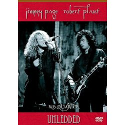 PAGE, JIMMY & ROBERT PLANT - NO QUARTER: UNLEDDED (1 DVD)