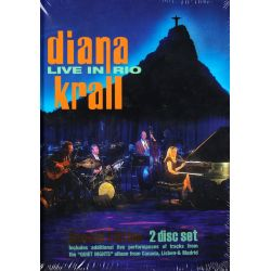 KRALL, DIANA - LIVE IN RIO (2 DVD) - SPECIAL EDITION