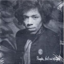 HENDRIX, JIMI - PEOPLE, HELL AND ANGELS (1 SACD) - ANALOGUE PRODUCTIONS EDITION - WYDANIE AMERYKAŃSKIE