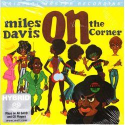 DAVIS, MILES - ON THE CORNER (1 SACD) - LIMITED NUMBERED MFSL EDITION - WYDANIE AMERYKAŃSKIE