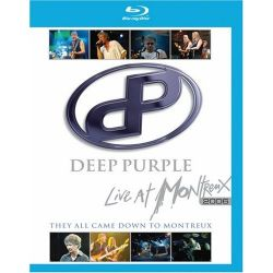 DEEP PURPLE - LIVE AT MONTREUX (BLU-RAY)