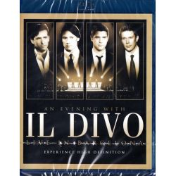 IL DIVO - AN EVENING WITH: LIVE IN BARCELONA (1 BLU-RAY)