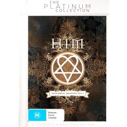 HIM - LOVE METAL ARCHIVES VOL. 1 (1 DVD)