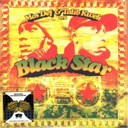 BLACK STAR - MOS DEF & TALIB KWELI ARE BLACK STAR (1 LP) - WYDANIE AMERYKAŃSKIE