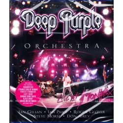 DEEP PURPLE WITH ORCHESTRA - LIVE AT MONTREUX 2011 (1 BLU-RAY)
