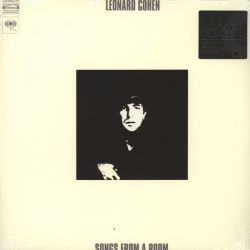 COHEN, LEONARD - SONGS FROM A ROOM (1LP) - MOV EDITION - 180 GRAM PRESSING