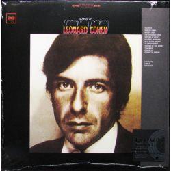 COHEN, LEONARD - SONGS OF (1LP) - MOV EDITION - 180 GRAM RESSING