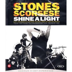 ROLLING STONES, THE - SHINE A LIGHT (1 BLU-RAY)