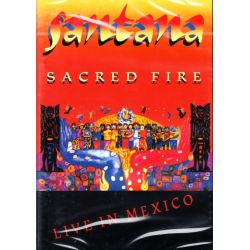SANTANA - SACRED FIRE, LIVE IN MEXICO (1 DVD)