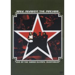 RAGE AGAINST THE MACHINE - LIVE AT THE GRAND OLYMPIC AUDITORIUM (1 DVD)