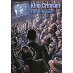 KING CRIMSON - EYES WIDE OPEN (2 DVD)