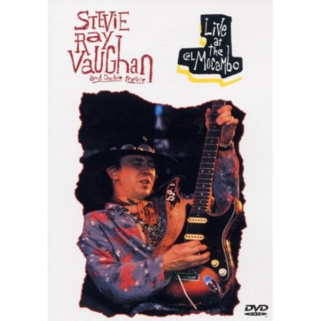 Vaughan Stevie Ray Amp Double Trouble Live At The El